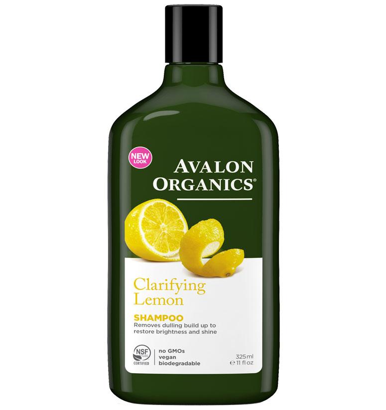 Avalon Organics Clarifying Lemon Shampoo 11oz