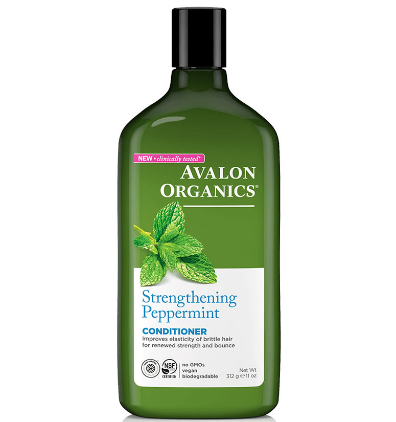 Avalon Organics Strengthening Peppermint Conditioner  11oz