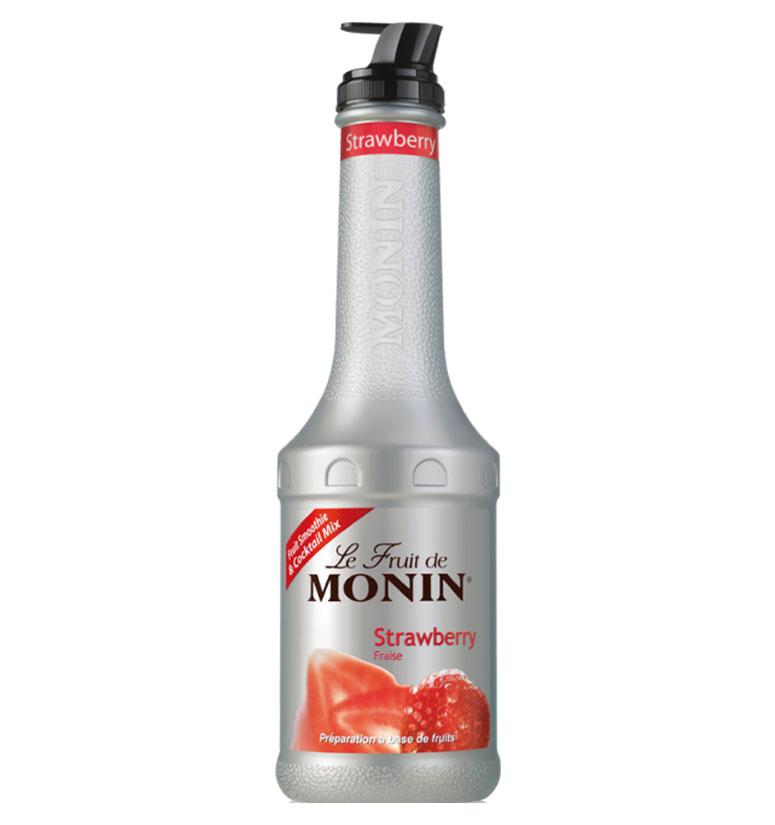 Monin Fruit Mix - Strawberry
