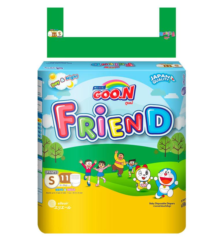 GOO.N Friend Pants S11