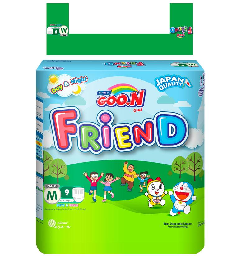 GOO.N Friend Pants M9