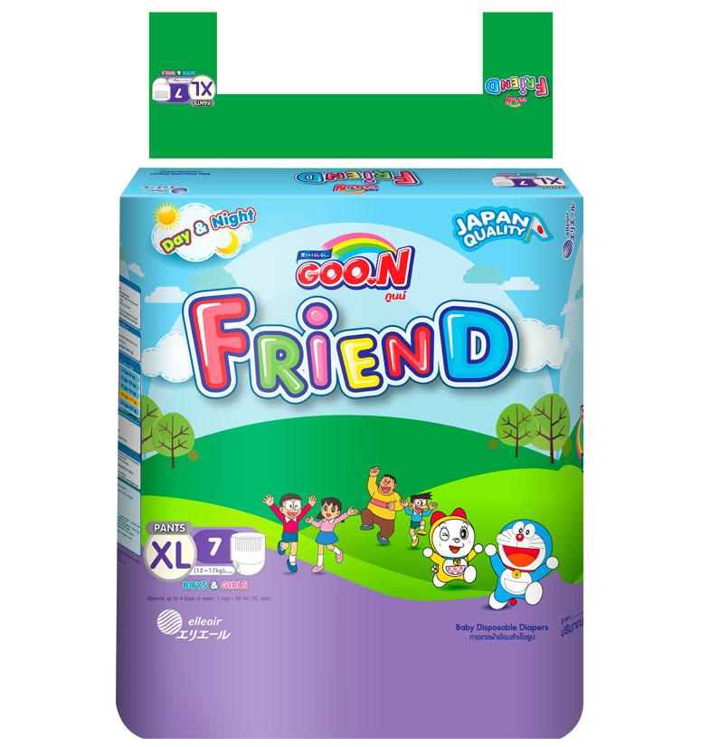 GOO.N Friend Pants XL7