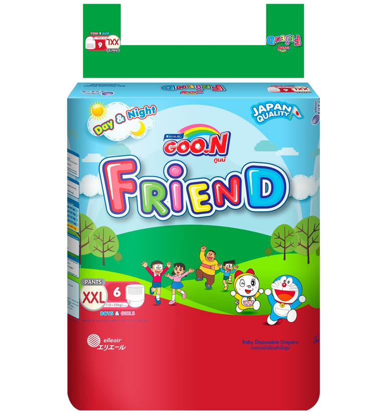 GOO.N Friend Pants XXL6