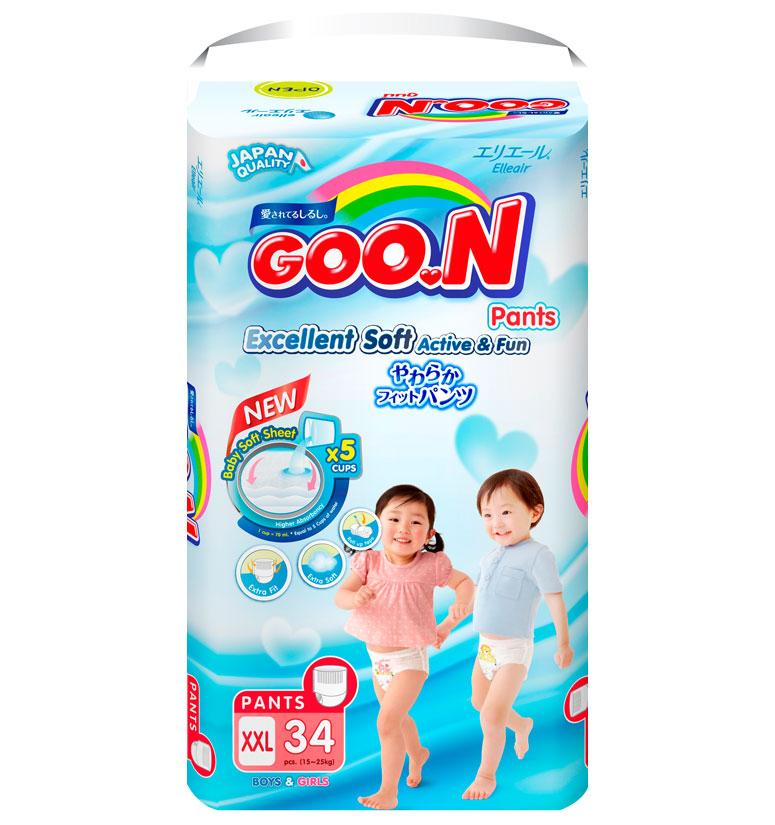 GOO.N Premium Slim Pants XXL34