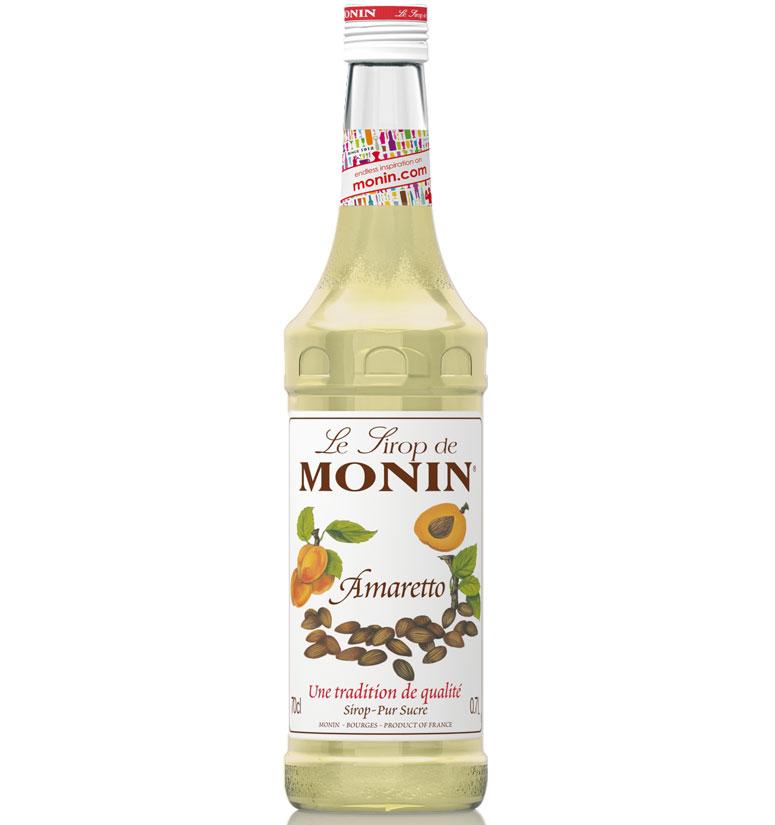 Monin Syrup Amaretto 70cl
