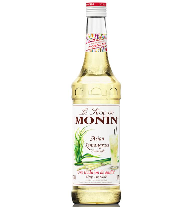 Monin Syrup Asian Lemongrass 70cl