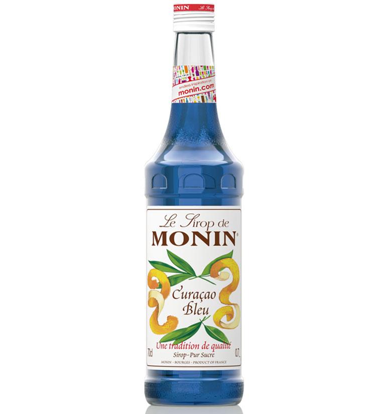 Monin Syrup Blue Curacao 70cl