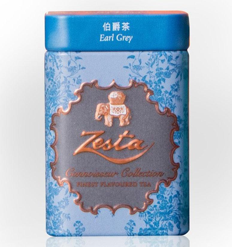 Zesta Loose Leaf Tea Pouches Earl Grey
