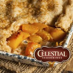 Country Peach Passion Cobbler