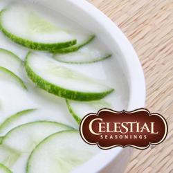 Peppermint Cucumber Salad
